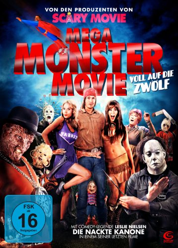Mega Monster Movie (Von den Machern von Scary Movie)