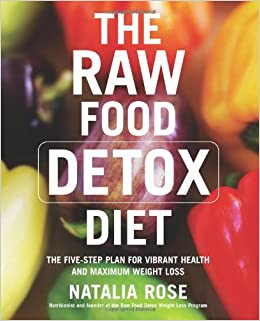 Raw Foods Detox Diet Book