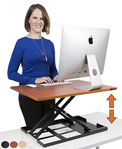 Video Review X Elite Stand Steady Standing Desk X