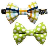 Business Cat Bow Tie - 2 Piece Set with Breakaway Collar ...