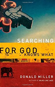 "Cover of ""Searching for God Knows What"""