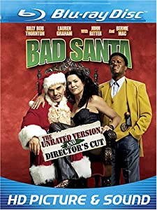 """Cover of """"Badder Santa (Unrated Widescree..."""