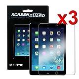 Fintie Apple iPad Air / iPad 5 Screen Protector - 3-Pack Clear Premium Screen Protector Film Guard for iPad 5 Air (5th Generation)