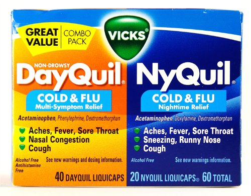 nyquil gel caps: January 2012