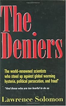 """Cover of """"The Deniers: The World Renowned..."""