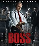 Boss: Season 2 [Blu-ray] [Import]