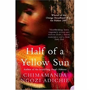 "Cover of ""Half of a Yellow Sun"""