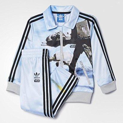 Adidas-Star-Wars-AT-AT-Firebird-Track-Suit-AB1847-Kids-Baby-Boy-Jacket-Pants-Set-size-2-T