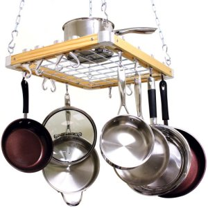 Cooks-Standard-Ceiling-Mount-Wooden-Pot-Rack
