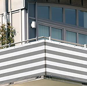 5x09m BALCONY FENCE Barrier Mesh Model ELECSA 0361