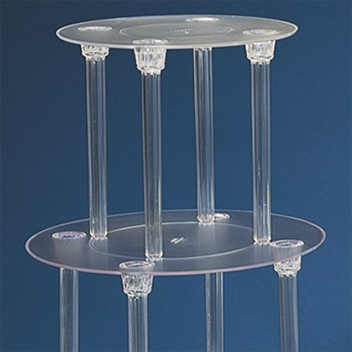 wedding cake stands to buy 3 tier wedding cake stand divider set best buy cake 8767
