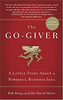 "Cover of ""The Go-Giver: A Little Story Ab..."