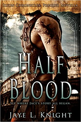 Half-Blood book cover