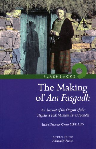 Cover of the memoir of the founding of the Highland Folk Museum