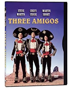 "Cover of ""Three Amigos!"""