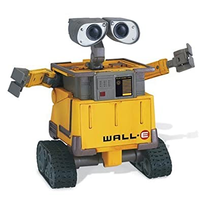 WALL-E before.