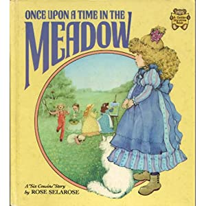 "Once upon a time in the meadow: A ""six cousins"" story (A Golden storytime book)"