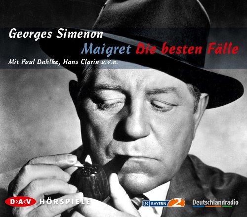 Georges Simenon - Maigret - Die besten Fälle (DAV)
