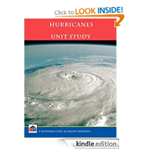 Hurricanes & Storms Unit Study