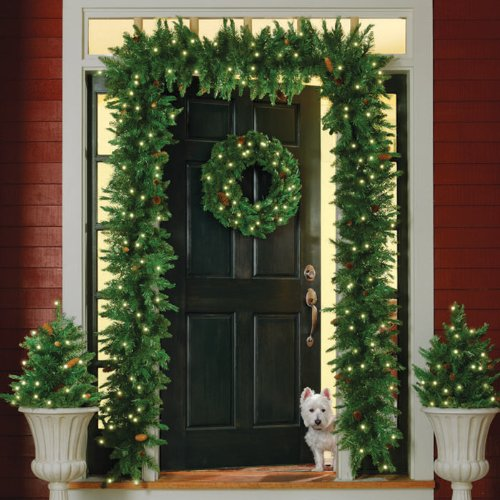 Stunning Outdoor Lighted Christmas Decorations Its