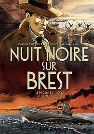 Nuit noire sur Brest par Cuvillier