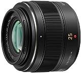 Panasonic マイクロフォーサーズ用 ライカ DG SUMMILUX 25mm F1.4 単焦点 標準レンズ ASPH. ブラック H-X025