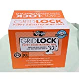 """40 XL pack GRIDLOCK 27.5"""" x 35.5"""" Puppy Dog Animal Training Wee Wee Pads"""