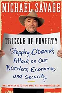 "Cover of ""Trickle Up Poverty: Stopping Ob..."