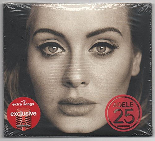 Adele-25-Deluxe Edition-CD-FLAC-2015-FORSAKEN Download