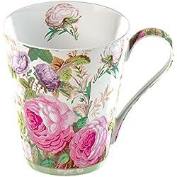 V&A Brompton Rose Fine Bone China Mug in a Gift Box