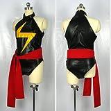 CXCOS AL0786 マーベル・コミック Ms.Marvel ミス・マーベル 風 コスプレ衣装