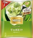 ネスレ ホームカフェ ポーション 宇治抹茶ラテ 7個入×12袋