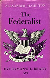 "Cover of ""The Federalist (John Harvard Li..."
