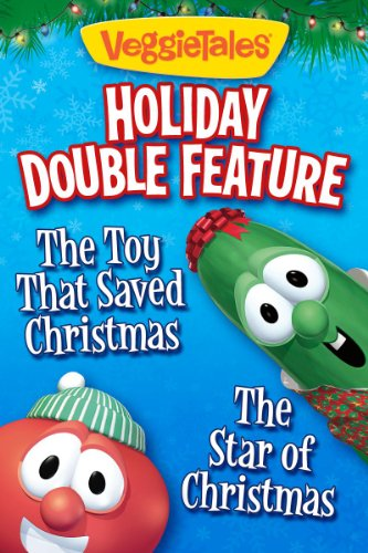 VeggieTales Holiday Double Feature The Toy