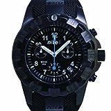 [ナイト]nite 腕時計 MX50-302 3RDモデル MXシリーズ ガンメタルIPケース メンズ [正規輸入品]