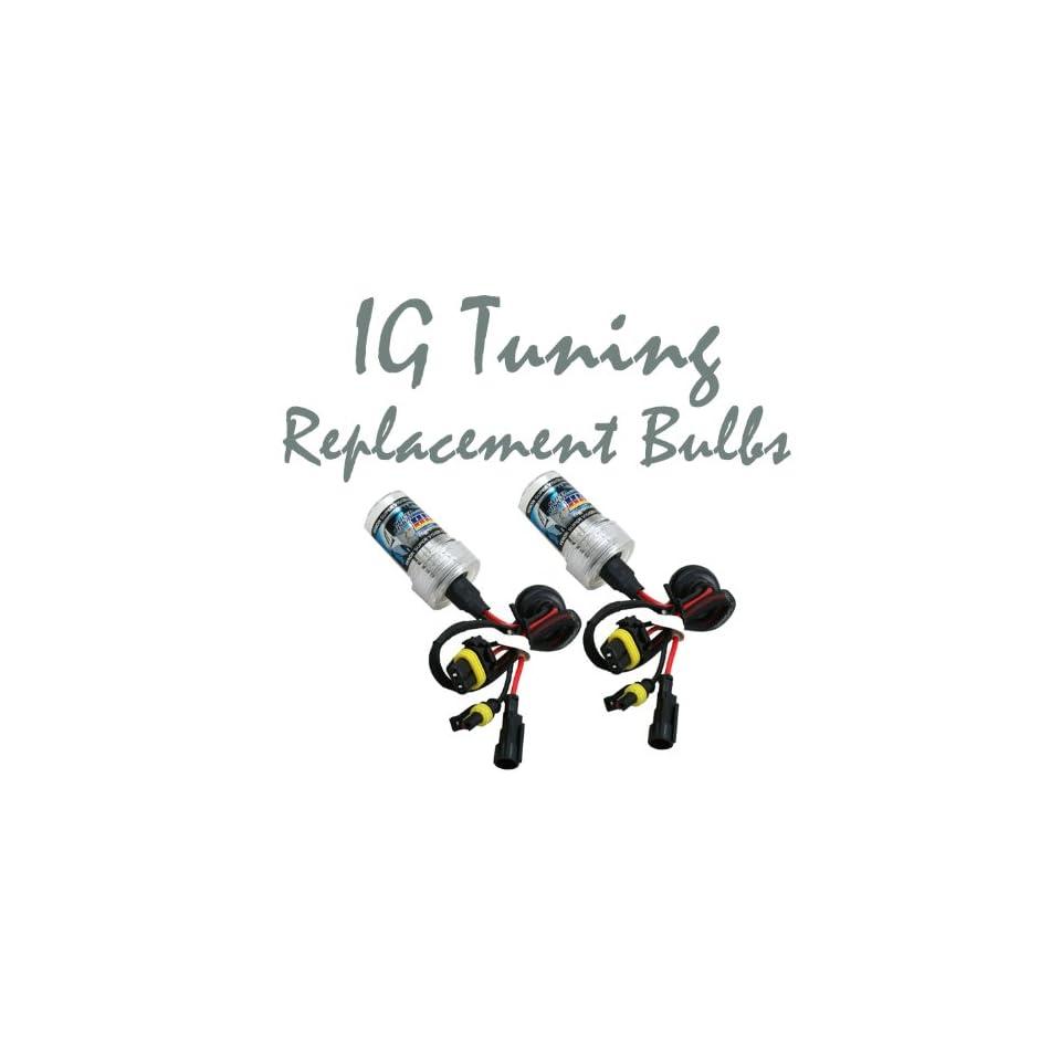 IG Tuning Xenon HID Lights H4 9003 HB2 8000K 8K