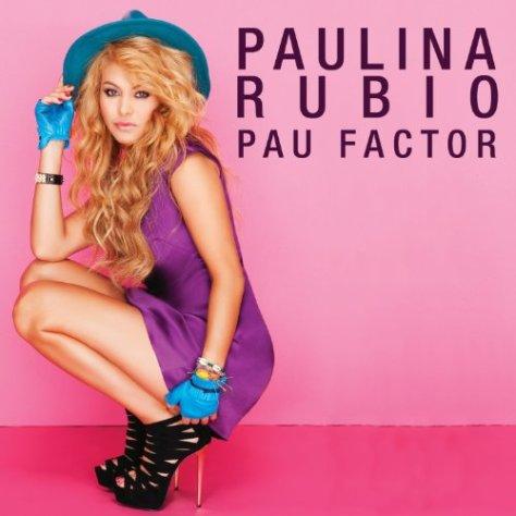 Paulina Rubio-Pau Factor-ES-CD-FLAC-2013-PERFECT Download