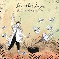 The Silent League CD Cover