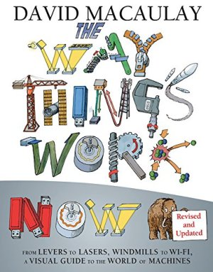 The Way Things Work Now by David Macaulay   Featured Book of the Day   wearewordnerds.com