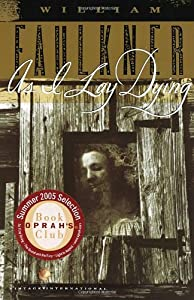 "Cover of ""As I Lay Dying: The Corrected T..."