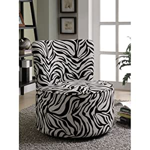 roundhill furniture wonda bonded leather accent chair with wood arms white couch and rocking hot coaster 902002 round swivel zebra print
