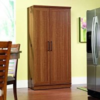 Amazon.com - Sauder Homeplus Swing Out Storage Cabinet ...