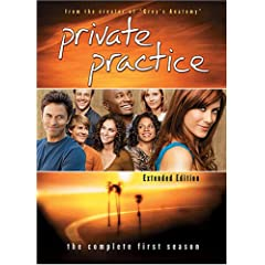 """ENTER TO WIN A COPY OF """"PRIVATE PRACTICE: SEASON ONE"""" 3"""