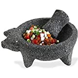 Sur La Table Preseasoned Pig Molcajete KM-03