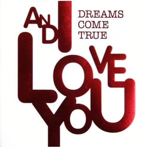 「AND I LOVE YOU」をAmazonでチェック!
