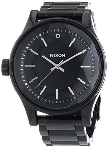 nixon a384-001 ladies facet,video review,black watch,(VIDEO Review) Nixon A384-001 Ladies Facet All Black Watch,