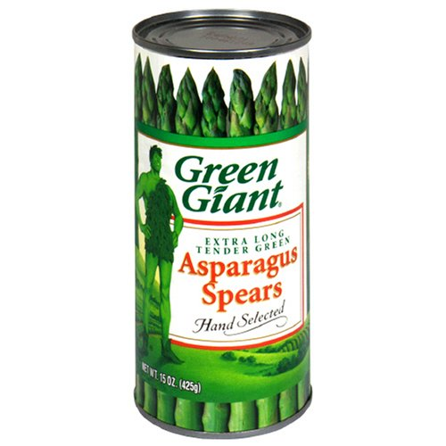 Green Giant Asparagus Spears Extra Long 15 oz Food