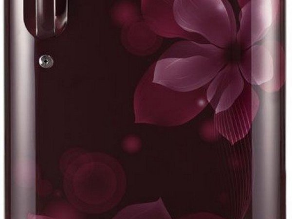 LG GL-B201ASOX.ASOZEBN Direct-cool Single-door Refrigerator (190 Ltrs, 4 Star Rating, Scarlet Orchid)
