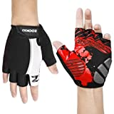 Zookki Cycling Gloves Mountain Bike Gloves Road Racing Bicycle Gloves Biking Gloves Half/Full Finger Bicycling Gloves Bicycling Gloves Finger Sportswear Gloves Bicycle Riding Gloves Men/women Gloves