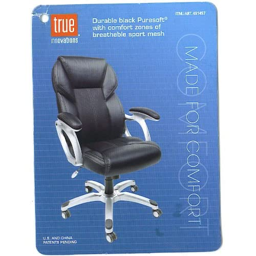 Amazoncom True Innovations Durable Leather Office Chair